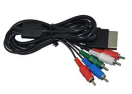 XBox Classic Component Videokabel