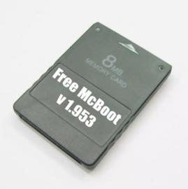 Free McBoot Memory Card 8MB