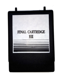 Final Cartridge 3 Repro Fast Load Cartridge