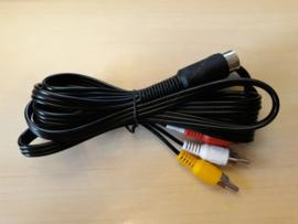 Atari ST CVBS Videokabel