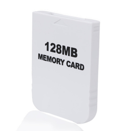 Carte mémoire Gamecube / Wii 128MB