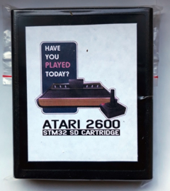 Atari 2600 SMT32 SD Card Adapter