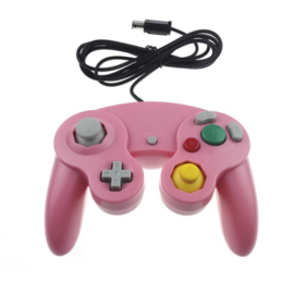 Gamecube 3rd Party Controller - Roze