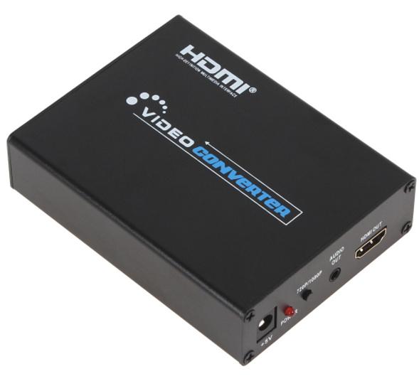 SCART RGB - HDMI Convertor