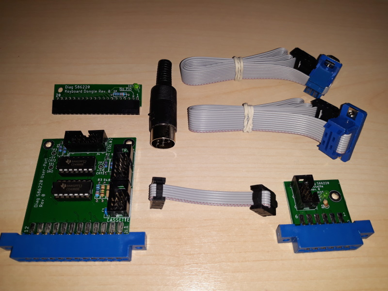 C64 Diag 586220 Test Harness