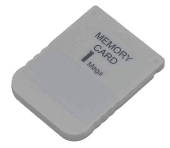 Playstation 1 Memory Card 1MB