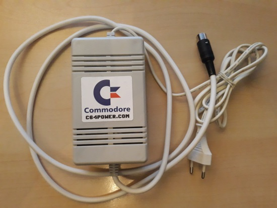 Commodore 64 / 128 / VIC 20 Aftermarket Voeding