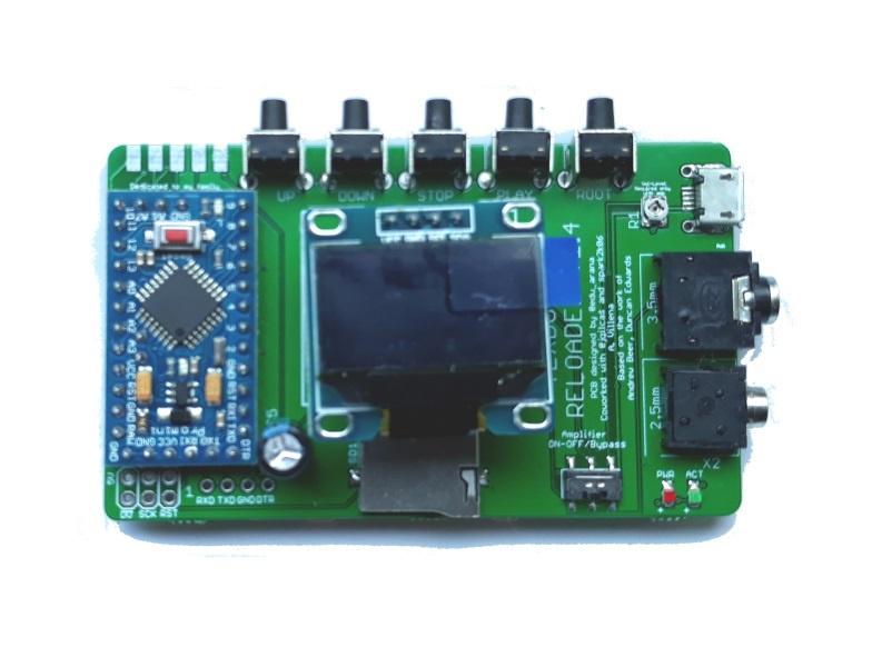 TZXDuino Cassette Emulator