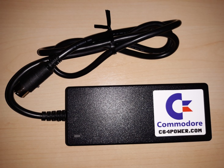 Commodore 1541 II / 1581 Diskdrive - Amiga CD32 Aftermarket Power Supply