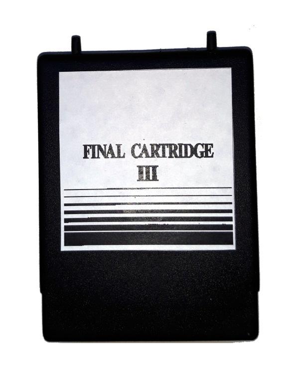 Final Cartridge 3 Repro Fast Load Cartridge