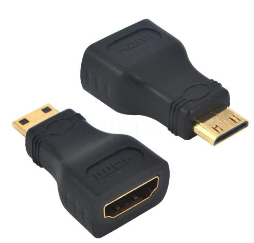Mini HDMI C - HDMI A Adapter