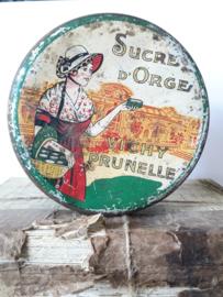 Oud blik Vichy Prunelle