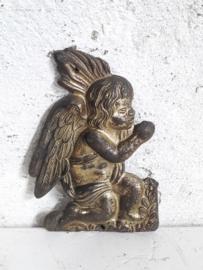 Oud ornamentje engel