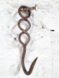 Oude franse haak 16,5cm
