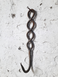 Haak smeedijzer 23cm