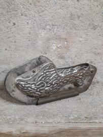 Chocolademal schoen / klomp 12cm