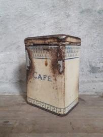 Café blik