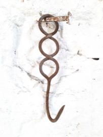 Oude franse haak 14,5cm