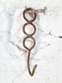 Oude franse haak 13,8cm