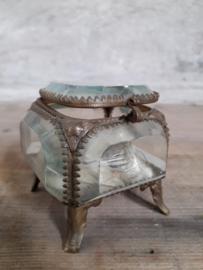 Antiek frans juwelendoosje