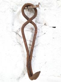 Oude franse haak 19cm
