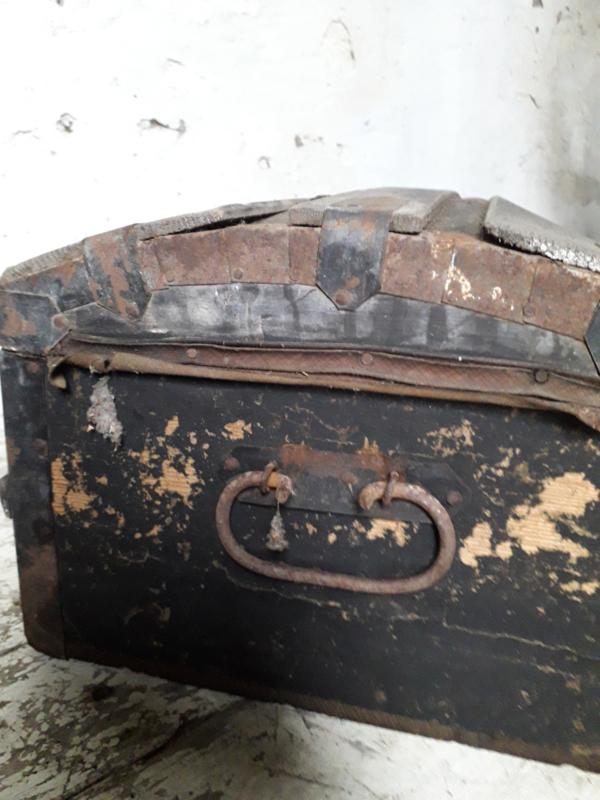 Antieke franse kist
