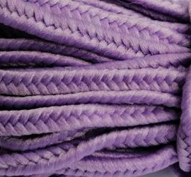 Soutache koord licht paars (5 m)