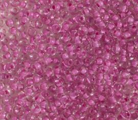PRECIOSA ORNELA rocailles 9/0  38325 doorzichtig lila ca. 50 g.