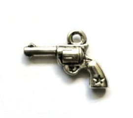 Metalen hanger pistool 20 mm x 11 mm