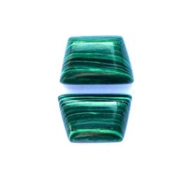 Malachiet 15 x 11 mm
