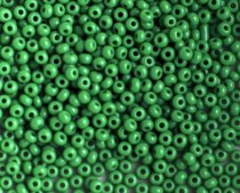 PRECIOSA ORNELA Rocailles 09/0 53250 groen 50 g.