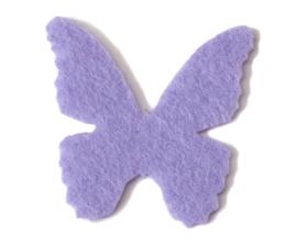 Vilten vlinders