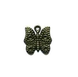 Hanger vlinder 13 x 13 mm