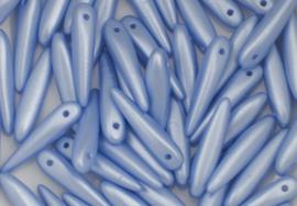 PRECIOSA Thorn™ 25014  5 x 16 mm licht blauw 10 st.