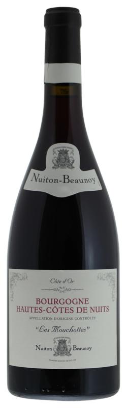 """Nuiton Beaunoy - Hautes Cotes de Nuits """"Les Mouchottes"""""""