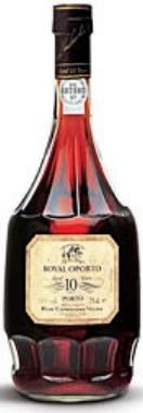 Royal Oporto - 10 years old (in sierlijke doos)