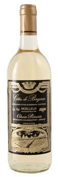 Cotes de Bergerac - Blanc Moelleux