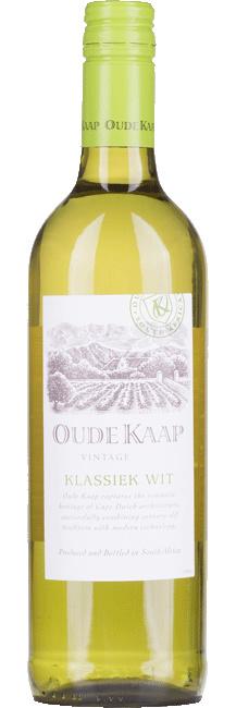 Oude Kaap - Klassiek Wit NIEUW