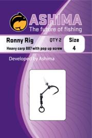 Ashima Heavy carp Ronny Rig