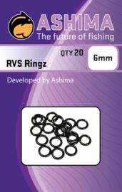 Ashima RVS Ringz