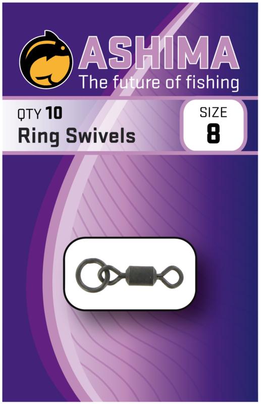 Ashima Ring swivels