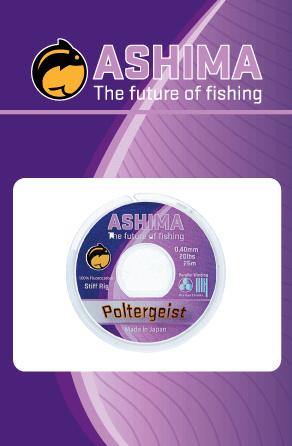 Ashima Polstergeist fluoro carbon