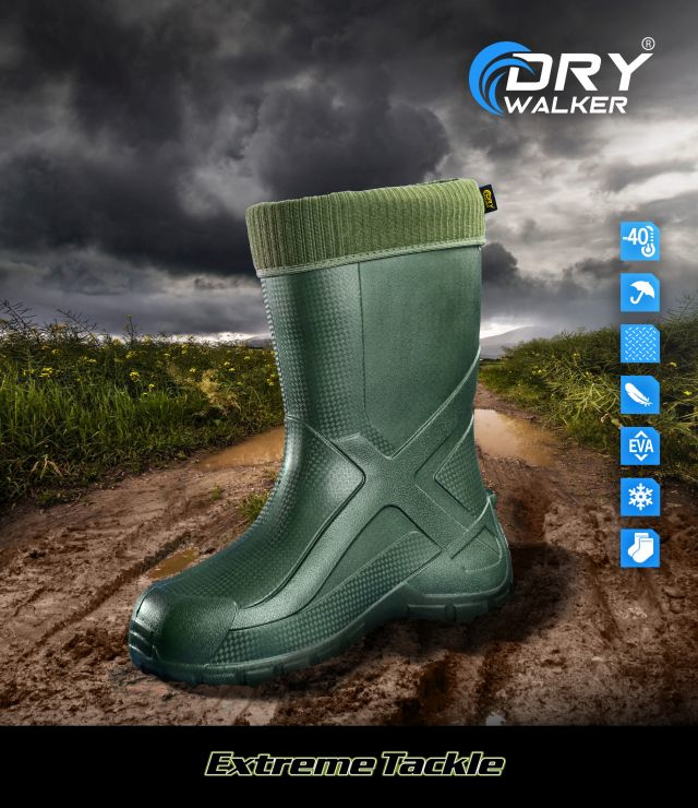 Drywalker X-Track laag model