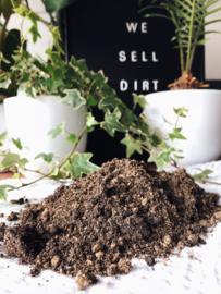 Cactus en vetplanten aarde 2,5L