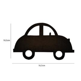 Auto muursticker - 5 stuks - 16,5x10,5cm (Diverse varianten)
