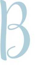 Letter muurstickers (3) - Keuze uit A t/m Z - 4 kleuren beschikbaar