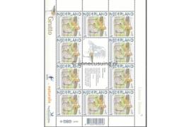 Nederland NVPH 2791-Aa-22 Postfris Abonnementsuitgaven (Persoonlijke Postzegels) Velletje Vogels Grutto 2011