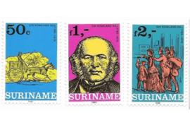 Zonnebloem 205-207 Postfris De Internationale Postzegeltentoonstelling 1980