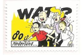 NVPH 1714 Postfris Strippostzegels (Suske en Wiske) 1997