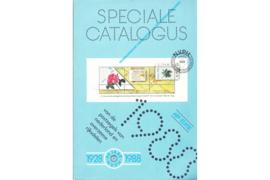 Zo goed als nieuw! Speciale catalogus Nederland en Overzeese Rijksdelen NVPH 1988